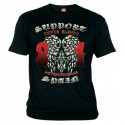 Hells Angels Double Sculls Support81 T-Shirt