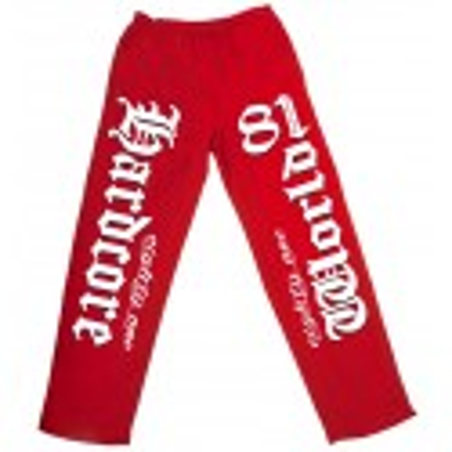 Hells Angels Hardcore Jogging Pants red