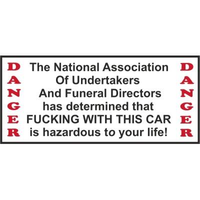 Hells Angels Support 81 adhesivo sticker National Association Car