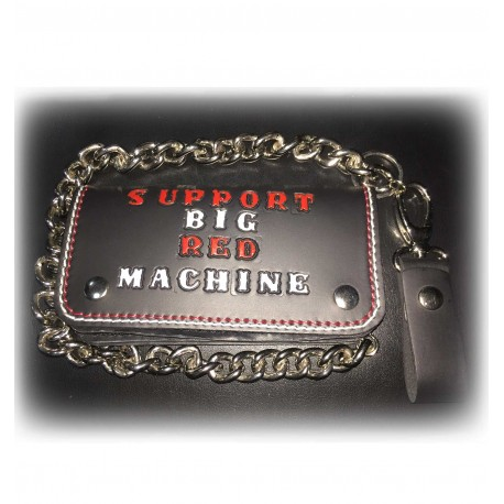 Hells Angels Support BRM Wallet 19cm with Chain