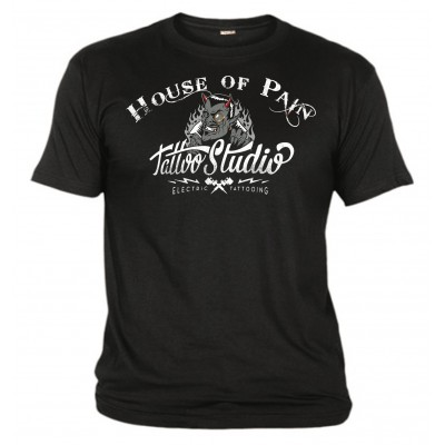 Hells Angels Support81 house of Pain Electric Tattoo t-shirt