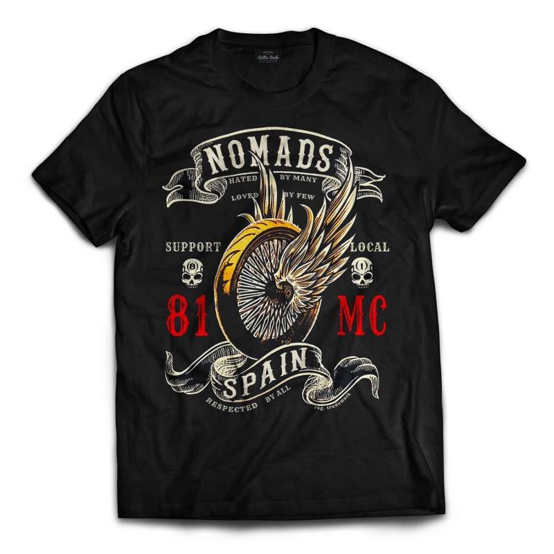 Spain Harley Davidson T Shirts