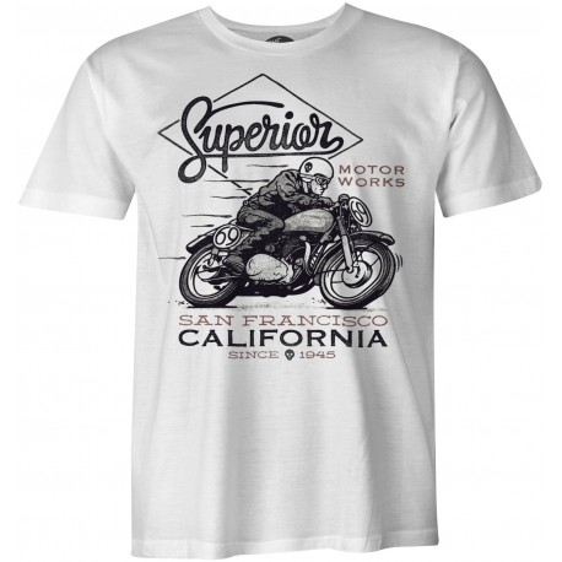 Hells Angels Support 81 Big Red Machine Retro T-Shirt