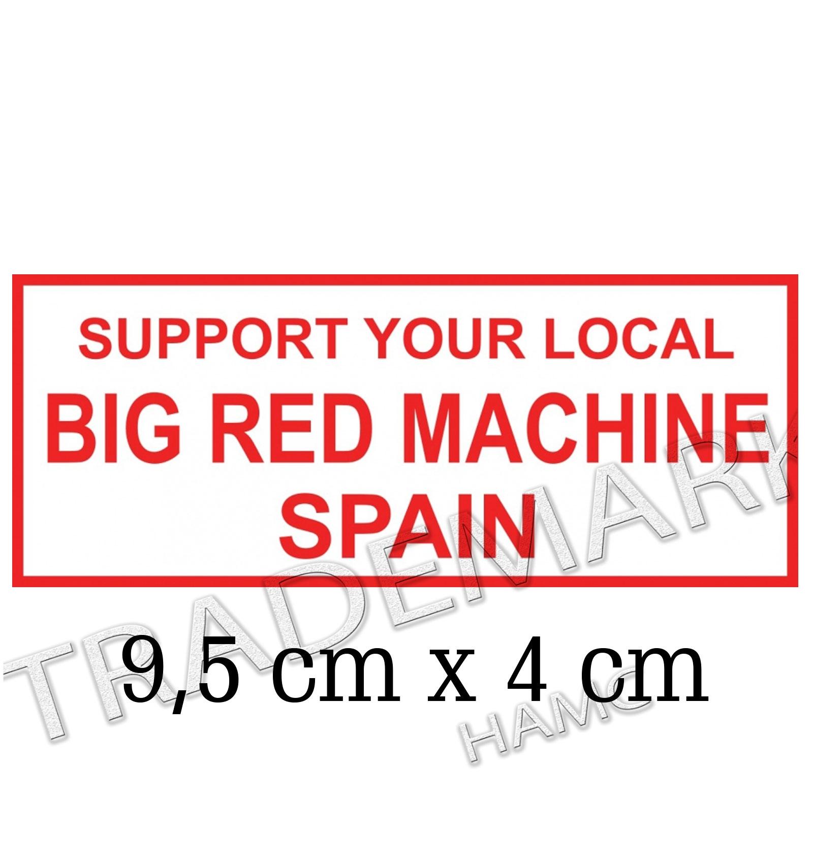 49 aufkleber hells angels sticker support81 big red. Black Bedroom Furniture Sets. Home Design Ideas