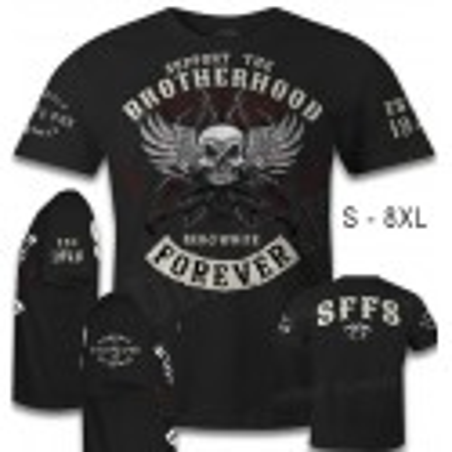 Hells Angels Support 81 T-shirt Brotherhood Special