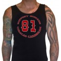 Hells Angels Nomads Caribbean  Tank Top model 5 black