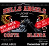 Hells Angels Support 81 Calendario Limited Edition 2018 Big Red Machine