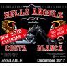 Hells Angels Support 81 Kalender Limited Edition 2018 Big Red Machine
