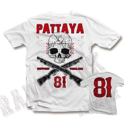 Hells Angels Thailand Support81 Young Guns T-Shirt 6 Rocker 1%