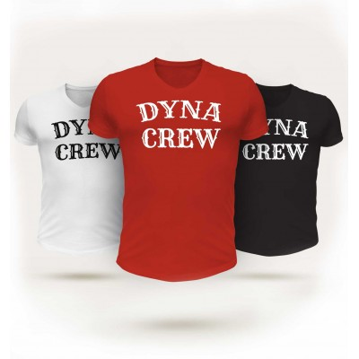 Dyna Crew T-Shirt for Harley fans