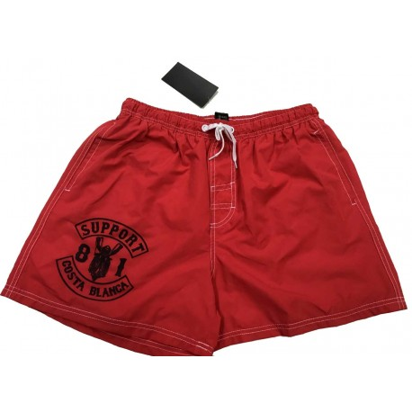Support 81 Hells Angels Sport Shorts Biker red Quick-Dry