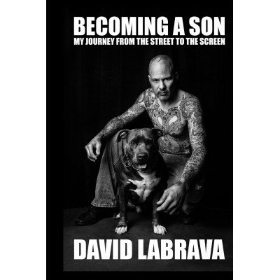 Becoming a Son, David Labrava, book buch