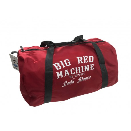 Hells Angels Support81 Sports Bag Big Red Machine Packaway Barrel Bag