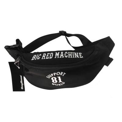 Hells Angels Support81 sac banane 2 pocket Big Red Machine