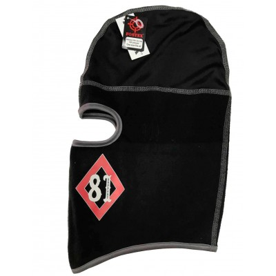 Hells Angels Support81 Face Mask black HELMET BALACLAVA 1-HOLE FLEECE