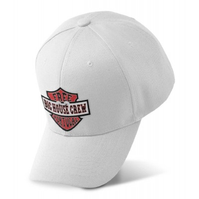 Hells Angels Support81 BHC Portugal baseball cap white