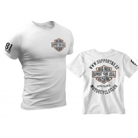 Hells Angels Support 81 www T-Shirt