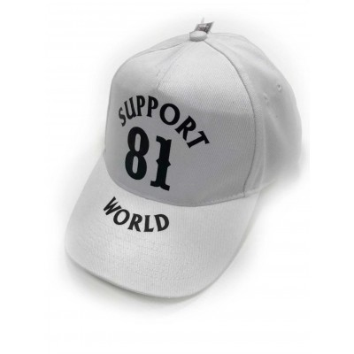 Hells Angels Support81 World baseball cap gorra