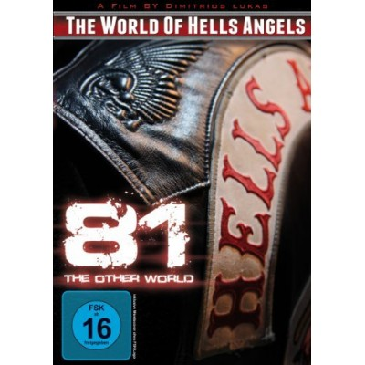81 The Other World - The World of Hells Angels DVD Alleman