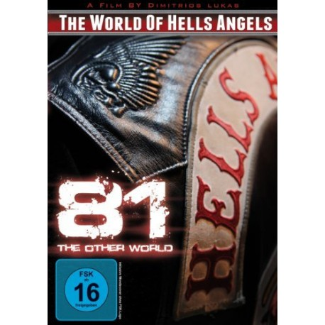 81 The Other World - The World of Hells Angels DVD German