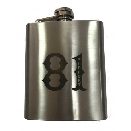 Hells Angels Support 81 HIP FLASK Flacon Limited Edition