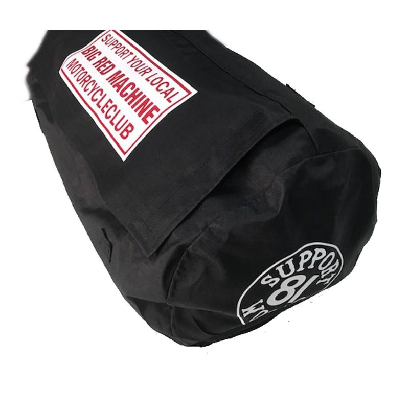 Hells Angels Support81 Roll Trekking Bag Big Red Machine