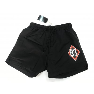 Support 81 Hells Angels Swim Shorts black Quick-Dry