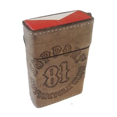 Hells Angels Support81 caja de cigarillo
