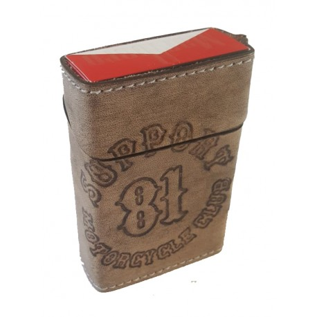 Hells Angels Support81 Cigarette case holder