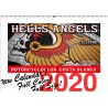 Hells Angels Support 81 Calendrier Limited Edition 2020 Big Red Machine