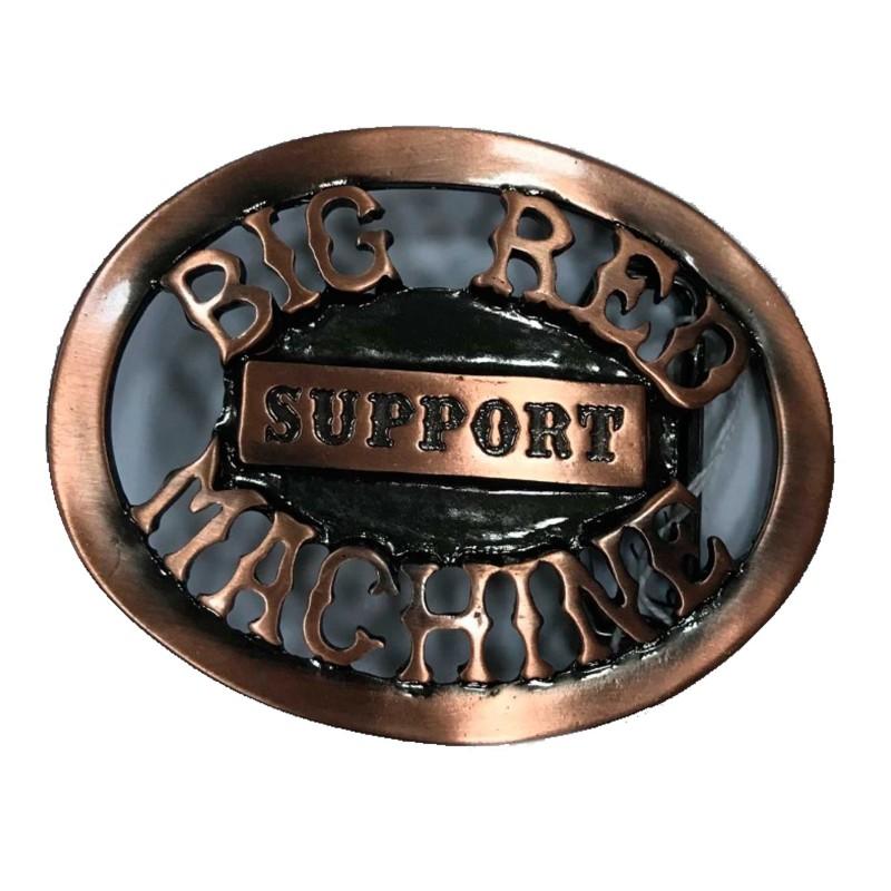 Hells Angels Support81 boucle ceinture copper