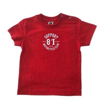 Baby T-shirt Todler Support 81 Costa Blanca Hells Angels