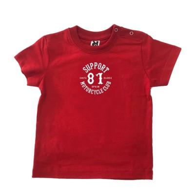 Baby T-shirt Todler Support 81 Costa Blanca Hells Angels