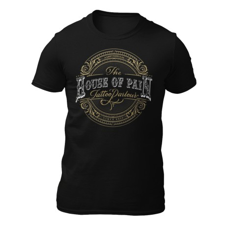 Tattoo T-Shirt House Of Pain Amsterdam