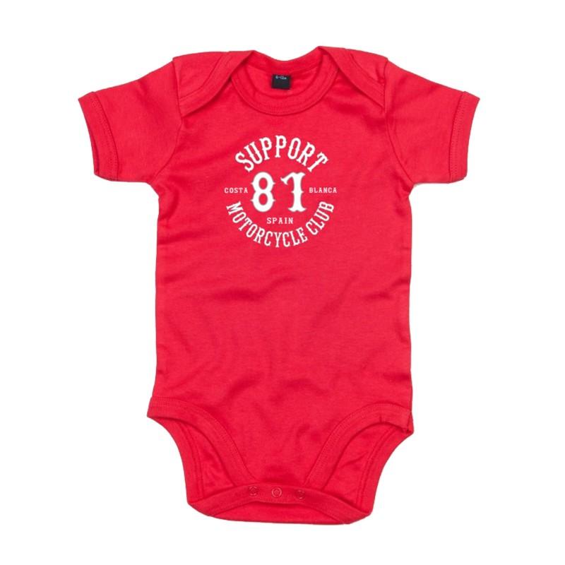 Baby Bodysuit Todler Support 81 Costa Blanca Hells Angels