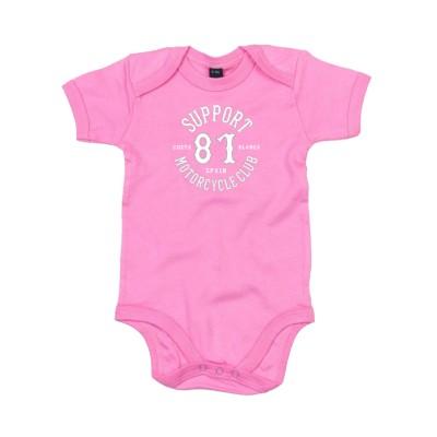 Baby Bodysuit Support 81 Costa Blanca Hells Angels