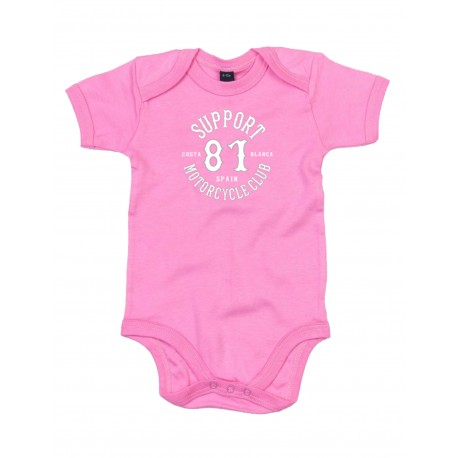 Baby Bodysuit Todler Support 81 Costa Blanca Hells Angels