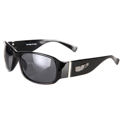 Hells Angels Support81 CHOPPERS MEN'S Sunglasses BIKER MOTORCYCLE Fashion Shades BLACK