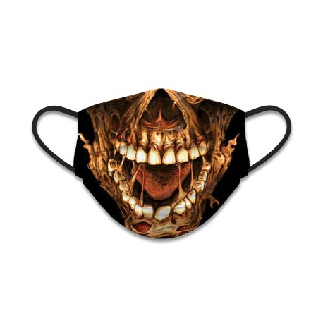 Support81 Face Mask Scull 2