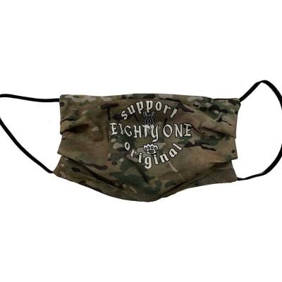Hells Angels Support81 Military Camouflage MASCHERINA RESPIRATORE PROTEZIONE biker