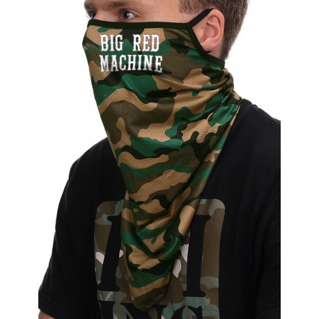 Hells Angels Support81 long Face Mask biker Camouflage