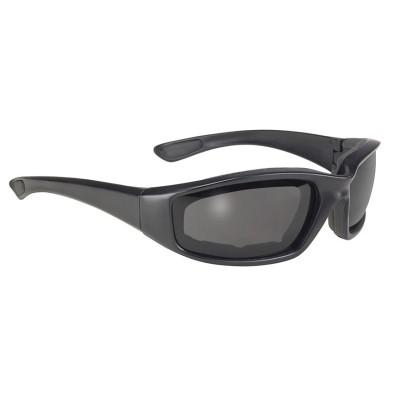 CHOPPERS Motorradbrille Bikerbrille Sonnenbrille Biker dark Coated