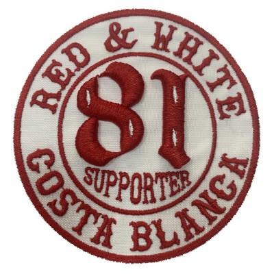 Aufnäher Support 81 Costa Blanca Hells Angels