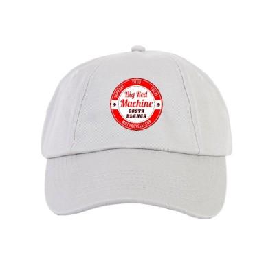 Hells Angels Support 81 Circle Star baseball cap white