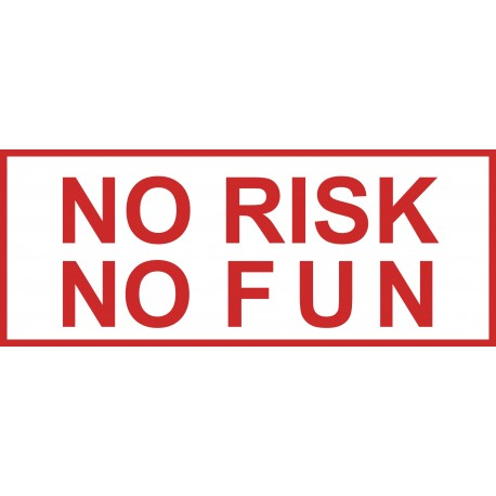 Hells Angels Support 81 aufkleber NO RISK NO FUN