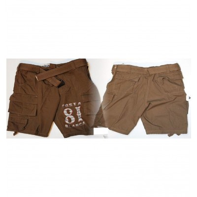 Shorts Support 81 Hells Angels Marron