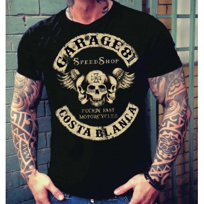 Hells Angels Fuckin Fast Support81 T-Shirt